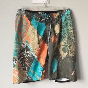 LOST board shorts swim trunks
